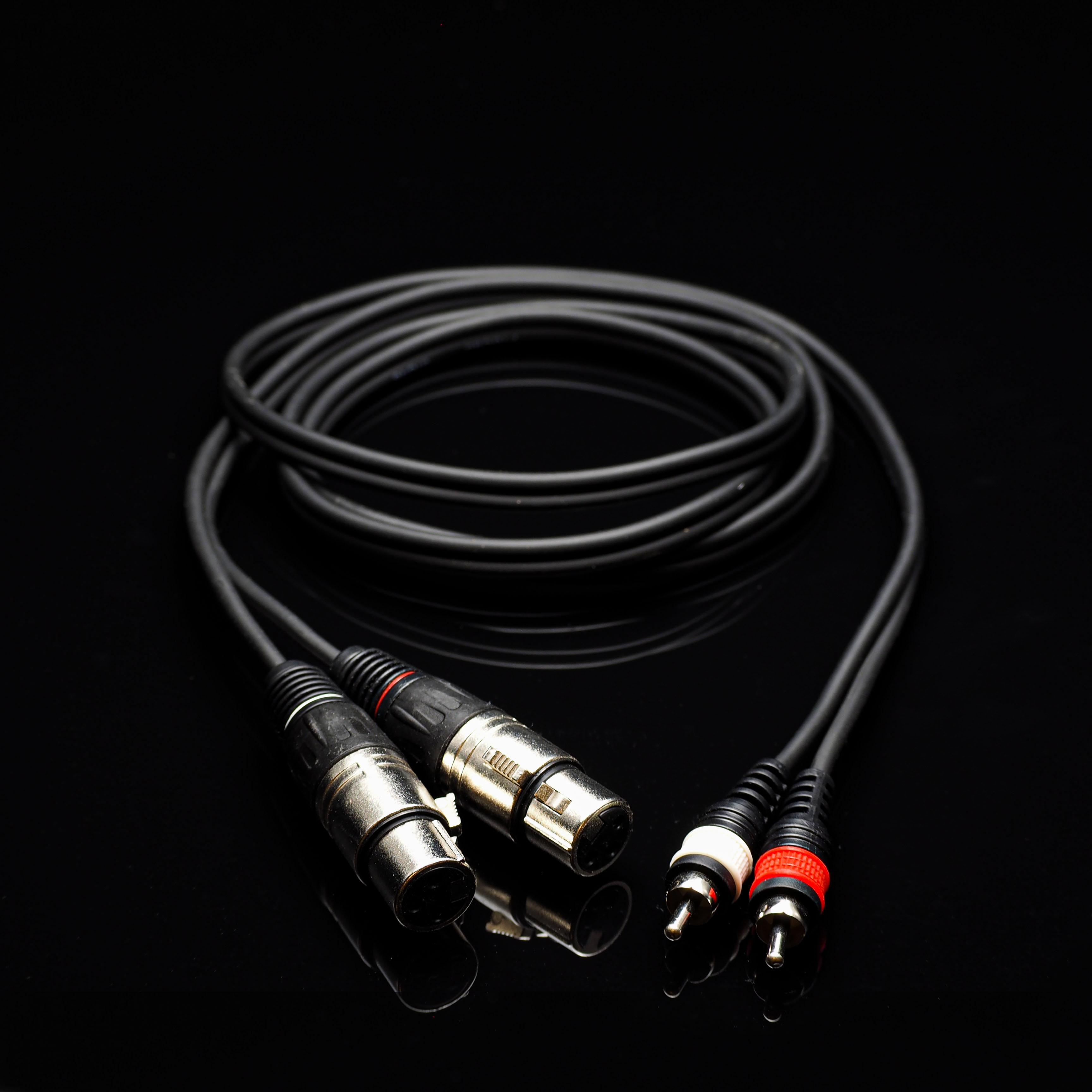 Connector Cable Cinch - Xlr Female