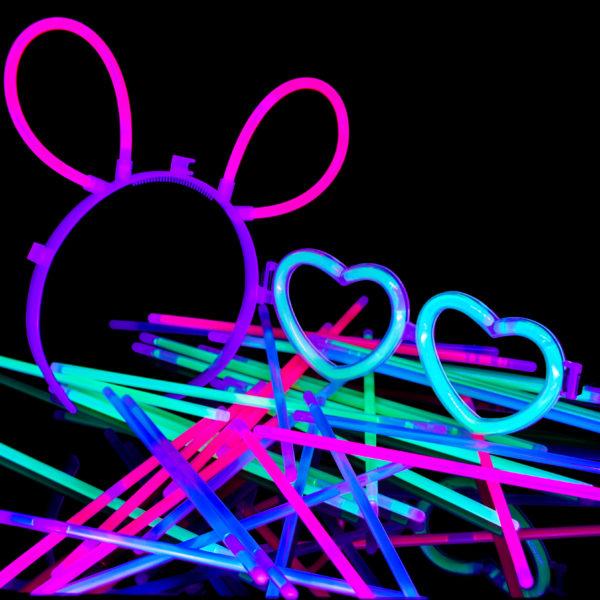 Glow breaklights
